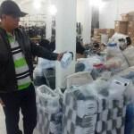 Jasa Pembuatan Kaos Kaki Hitam Putih di Yogyakarta