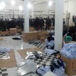 Pabrik Kaos Kaki Hitam Putih di Bandar Lampung