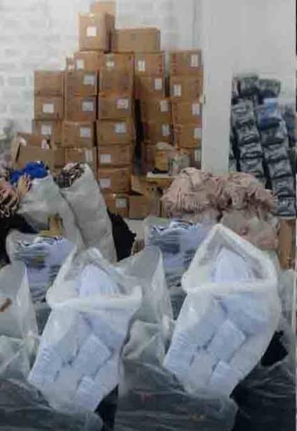 Pabrik Kaos Kaki Hitam Putih di Surabaya