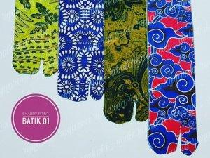 Grosir kaos kaki jempol motif dan kaos kaki wudhu murah 8